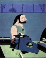 """Bearded Man"""