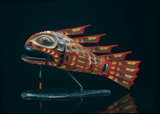 """Red Snapper Headdress"""
