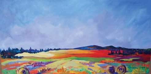 """Autumn Fields"""