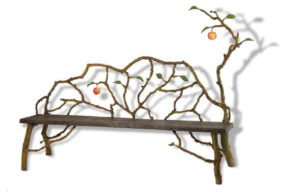 """Bench with Apples"""