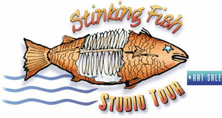 Stinking Fish Studio Tour logo