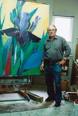 """George Mihalcheon with ""Victory Garden Series"""""