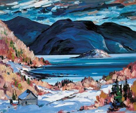 """The Saguenay"""