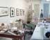 Gathie Falk's studio