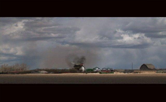 "Kent Tate, ""Burning House*"