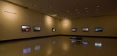 """""""Kent Tate, Art Gallery of Swift Current"""" South wall and West Wall"""