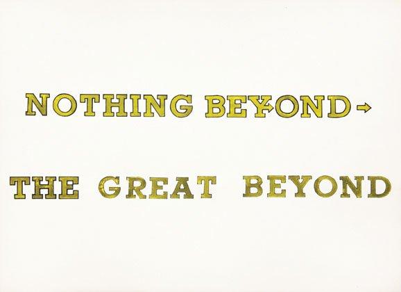 """Great Beyond"""