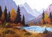 "Roland Gissing, ""Vermilion River,"" nd"