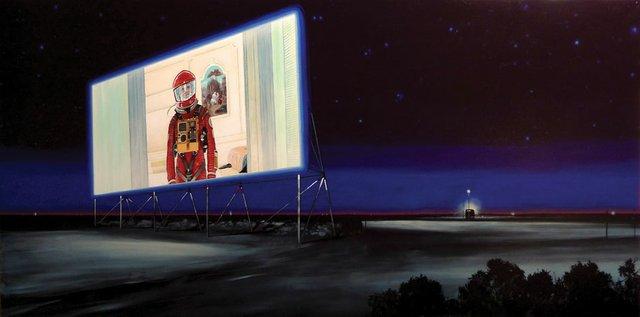 """A Prairie Boy's Summer Night"""