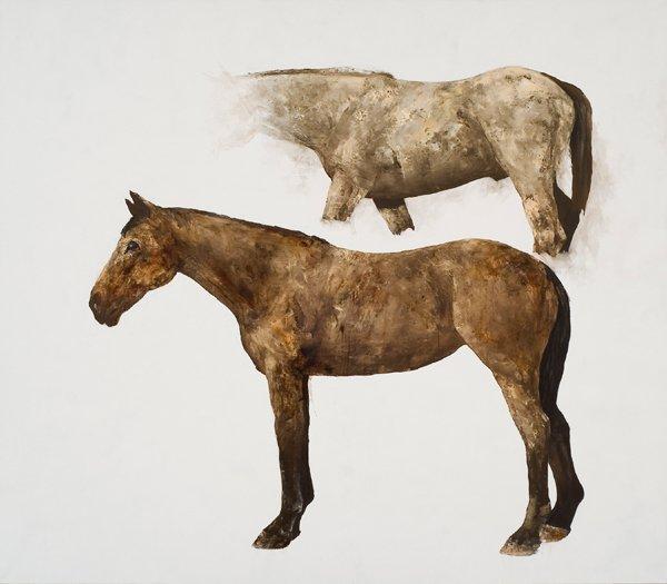"Kevin Sonmor ""150 Portraits: Museum Painters"""