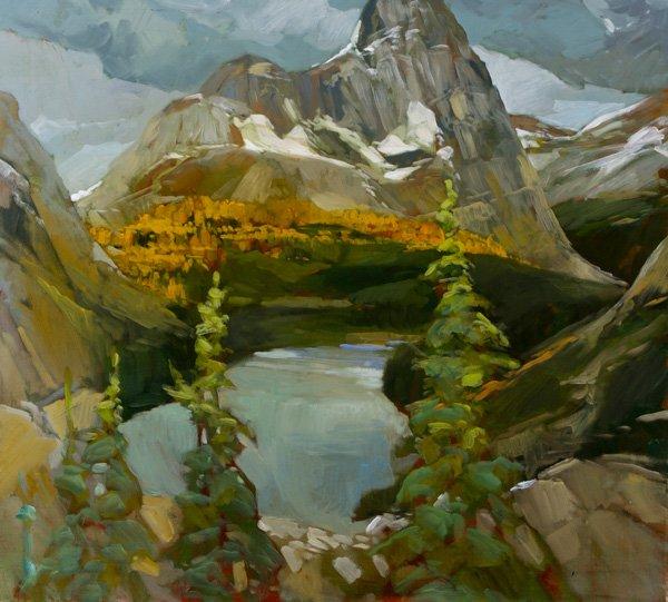 """Philip Craig """"Lake O'Hara"""""""