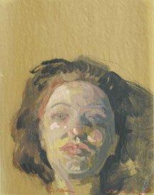 "Tony Scherman ""Gillian"" [Anderson], 2001"