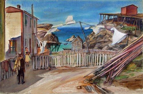 "Campbell Tinning ""Hibbs Cove"""