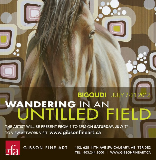 "BIGOUDI: ""Wandering in an Untilled Field"""