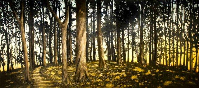 """""""Grove, (Messiaen #7)"""""""