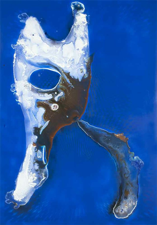 """""""Untitled (Blue Tooth)"""""""
