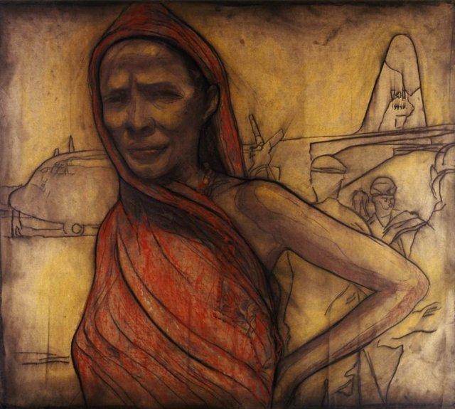 """""""Portrait of a Somali Woman"""""""