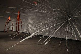"""""""Critical Mass"""" installation 4"""