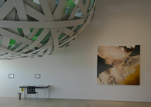 """New Alberta Contemporaries"" installation view"