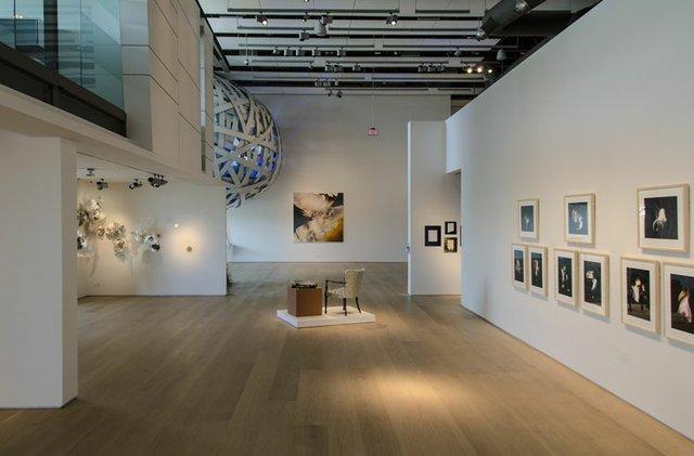 """New Alberta Contemporaries"" installation view"