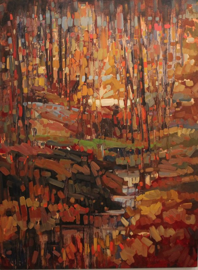 "Maryanne Jesperson ""Forest Expeditions"""