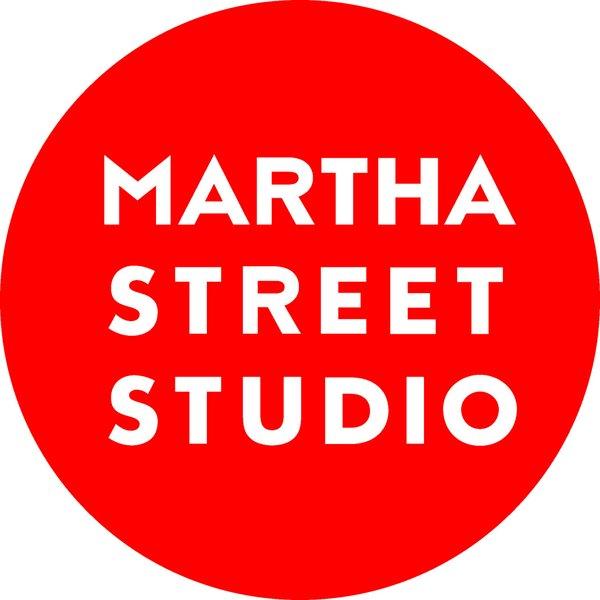Martha Street Studio logo