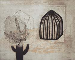 "Akiko Taniguchi ""Cage 2"""