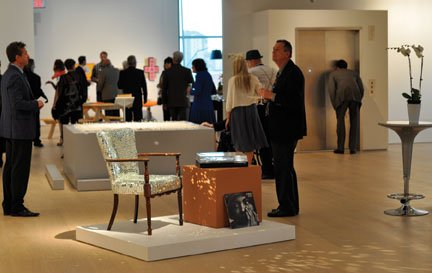 """New Alberta Contemporaries,"" opening night."