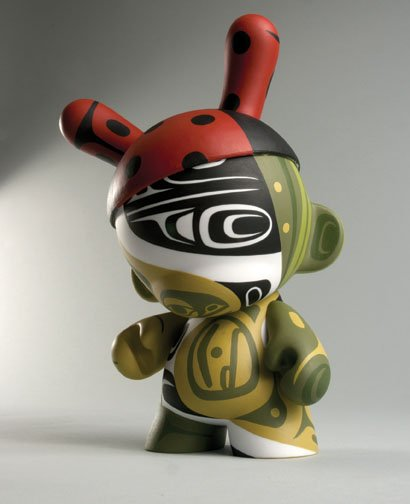 """Untitled, Vinyl Figure (Munny)"""
