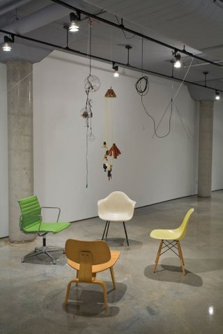 """""""Bird Radio and the Eames Chair Lounge"""""""