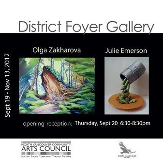 Olga Zakharova & Julie Emerson