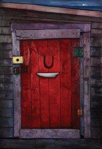 """""""Ephraim Kelloway's Red Door"""""""
