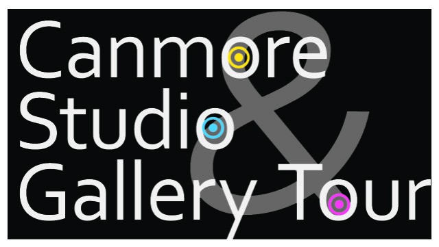 Canmore Studio and Gallery Tour logo