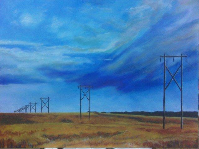"""Terry Bachynski """"Prairie Power"""""""