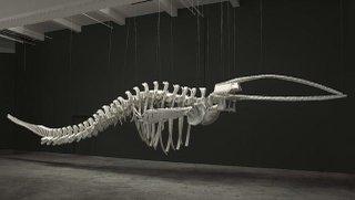 """Brian Jungen, """"Cetology,"""" 2002"""