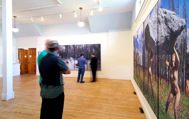 Karen Dugas exhibition