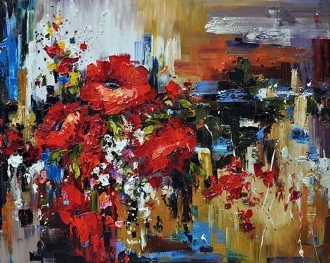 "Kimberly Kiel ""Seeing Red"""