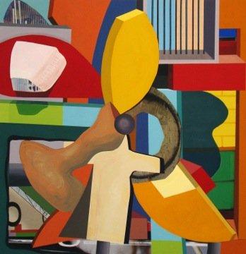 "David Foxcroft""Propeller, 2012"""