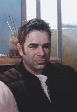 """""""Portrait of a Painter"""""""