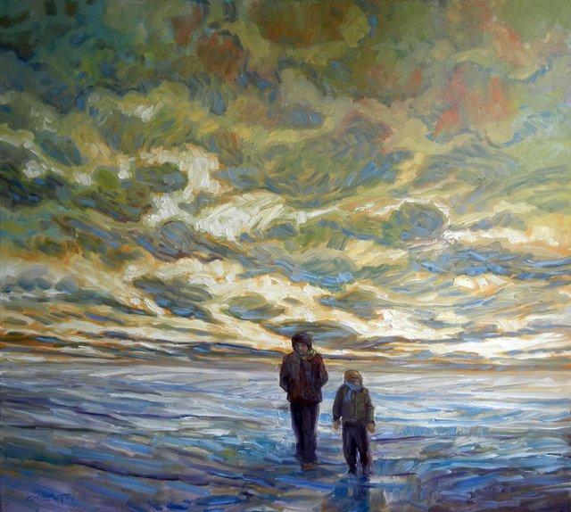 Steve Coffey 'Winter Walk'