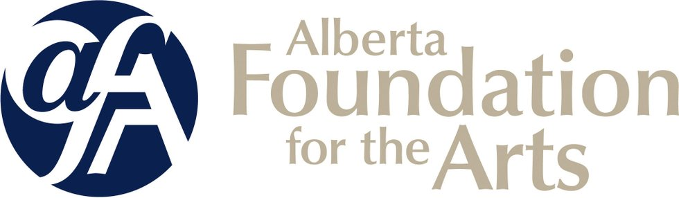 Alberta Foundation for the Arts logo