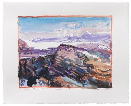 "John Hartman, ""Layer Cake Mountain, Kelowna"", 2011,"