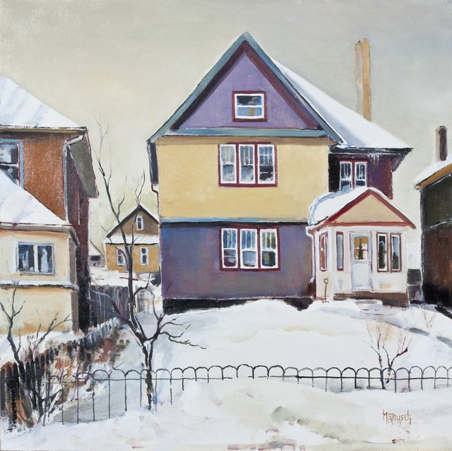 "Vojtech Matousek, ""Fighting the Winter Blues"" 2012"