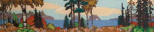 """Scene From Acton Island"""