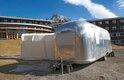 """Thirty degree portside list - The Elephant's Graveyard, 2005, 1965 Safari Land Yacht, Airstream"""