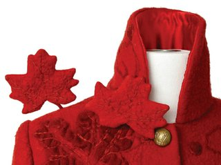 """""""Ode to Canada and the RCMP (detail)"""""""