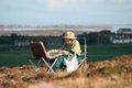 """""""Doris McCarthy painting the Irish countryside"""""""