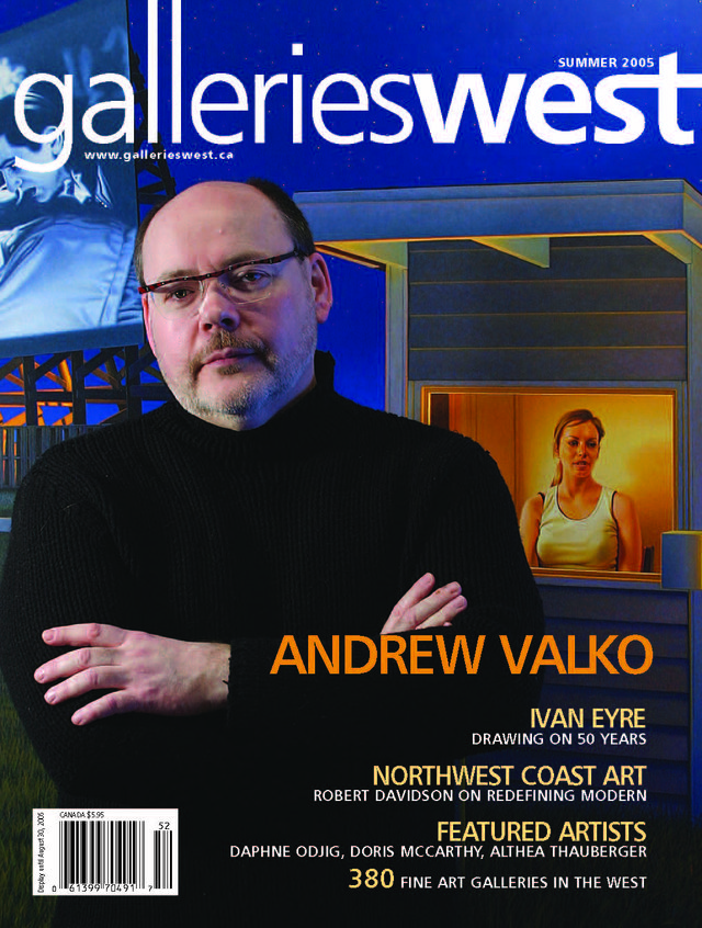Summer 2005 cover