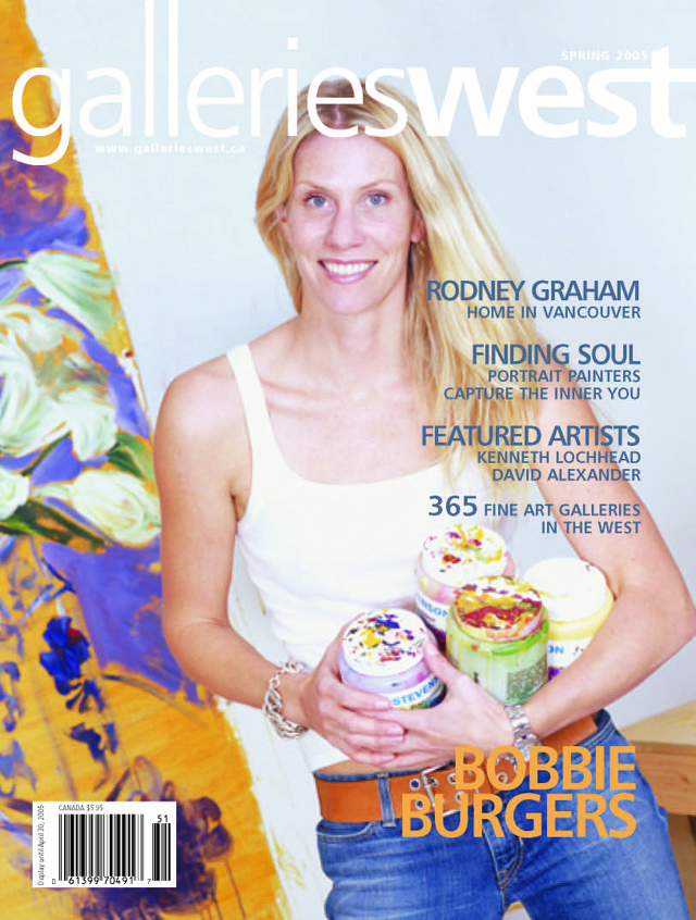 Spring 2005 cover