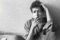 """Bob Dylan at my loft, Third Avenue, New York City"""